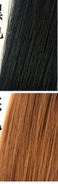 Wholesale Doll Wigs Hair Long - BJD Sd Dolls With High Temperature Silk And Long Hair And Black Silvery Brown Color Can Be Customized
