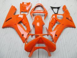 Wholesale Kawasaki 636 West - Plastic Fairings for Kawasaki Zx6r 04 Body Kits Zx6r 2004 Black WEST Bodywork 636 Zx-6r 2003 2003 - 2004