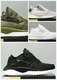 Wholesale White Fur Socks - Free shipping 2017 new Fashion White TSUGI SHINSEI Weeknd socks trend jogging shoes series sports casual shoes New sneakers Eur US36-45