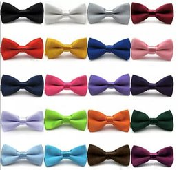Wholesale Ems Bow Tie - High quality Fashion Man and Women printing Bow Ties Neckwear children bowties Wedding Bow Tie ems
