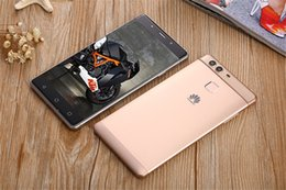"""Wholesale Huawei Fhd - New huawei Octa Core Phone 4GB 32GB Android 5.0 MTK6592 2.0GHz 16MP Camera 5.5"""" 1920x1080 FHD Screen LTE Celular mobile Phones Clone copy"""