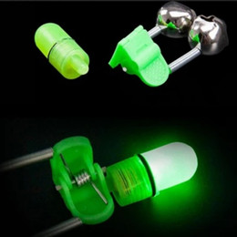 Wholesale Fishing Order - Electronics Fish Bite Alarm Fishing Bells Colorful For Night Fishing Sea Pole Fishes Bell Trial Order New 0 7hw A