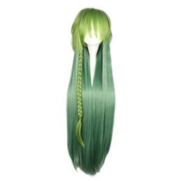 Wholesale Amnesia Wigs - Fashion new 100cm Long wig Amnesia-UKYO Cosplay Anime wig 067B