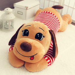 Wholesale Dog Toy Pillow - Plush toys girl cute big little mini miniature Simulation toys soft pillow dog doll Kids Toys birthday present Party Decoration