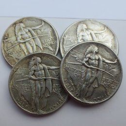 Wholesale Coin Inlay - USA 1926 Oregon Trail Memorial Half Dollar old style Copy Coins Free shipping