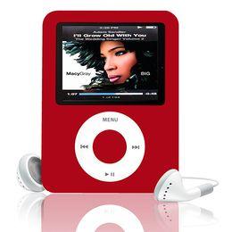 "Wholesale Generations Radio - MP3 Player 8GB 1.8"" LCD Media Video radio FM 3th Generation 6 Colors A57"