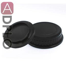 Wholesale Pentax Body - Wholesale-Pixco Lens Rear Cap + Body Cap Suit for All Pentax Lens