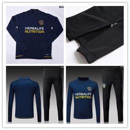 Wholesale Soccer Jersey Galaxy - best quality 17 18 Los Angeles Galaxy jersey top thai quality GERRARD KEANE BECKHAM Training suit suit Jerseys 2017 LA Galaxy Football s