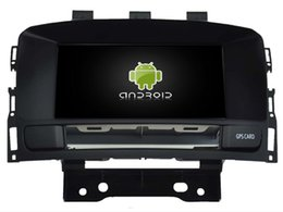 Wholesale Dvd Astra - Navirider new octa core android6.0 car dvd player for Opel Astra J 2010-2012 gps navigation radio stereo 3G wifi dvr headunit tape recorder