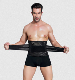 Wholesale Belly Belt For Men - Men's belly belts for weight loss can be reduced belly belly body sports belt