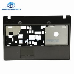 Wholesale Acer 5741 - Laptop For ACER For ASPIRE 5551 5251 5741 5551G 5251G 5741G PALMREST Touchpad CASE Shell BASE 60.PW002.001 AP0C9000300