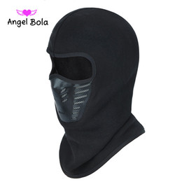 Wholesale Deep autumn winter outdoor Ski Snowboard Motorcycle Bike Fishing Wind Proof Face Neck Warmer Mask