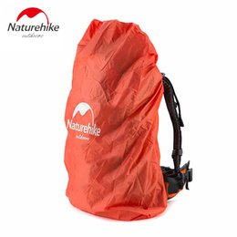 Wholesale Tools Bag Kit - Wholesale-Naturehike Backpack Rain Cover Outdoor Waterproof Mud Dust Cover Bag Covering Climbing Hiking Travel Kit Fit For 30L-50L 50-75L