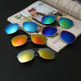 Wholesale Cat Butterfly Crystal - 2016 men and women new manufacturers selling colorful reflective sunglasses glasses