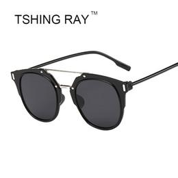 Occhiali da sole online-All'ingrosso-Moda Composit Occhiali da sole Donne Designer di marca Superstar Wear Occhiali da sole piatta Protezione UV 400 Occhiali economici Oculos de sol