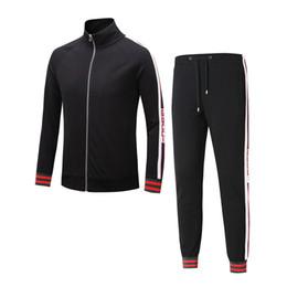 Wholesale Men Jumpsuits - New Arrival luxury brand hoodies suits Men's Sportswear Hoodies jumpsuit Men Sweatshirt Male Tracksuit Man casual Outwear Tracksuit