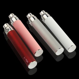 Wholesale Evod High Quality - High quality Kanger BCC evod Ego Series Battery 650 900 1100mah E- Cigarette Batteies for E-Cig eGo-T 510-T MT3 ce4 ce4+ ce5 GS h2 atomizer