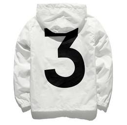 Nouveau anorak crème solaire veste coupe-vent streetwear hip hop kanye vent ouest disjoncteur jaqueta masculina marque noir vêtements ? partir de fabricateur