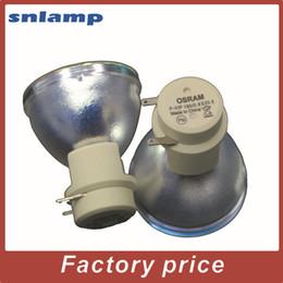 2019 osram vip Atacado-Osram P-VIP 190W 0.8 E20.8 100% original nua P-VIP 190 / 0.8 E20.8 lâmpada de projetor P-VIP 190 0.8 E20.8 osram vip barato