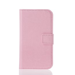Wholesale S7562 Tpu - For Samsung Trend Duos S7562 Star Plus Star Pro S7272C S7260 S7278U Wallet Leather Flip Case for phone Bag With Card Slots Kickstand