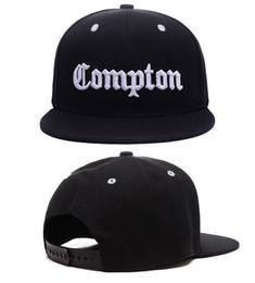 Wholesale Snapback Hats Compton - 2017 free shipping black SSUR Snapback Cap Compton Hats hip pop mens women classic Cheap adjustable snapbacks caps,High quality street hat