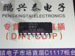Wholesale Cmos Computers - M58321 , A Metal Gate CMOS Real Time Clock Calendar , dual in-line 16 pin dip package   Electronic Component . MSM58321   PDIP16