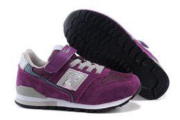 Wholesale Shop Cheap Kids Shoes - kids shoes the 2017 NEW.BALAC 574 Cheap New 574 Blane kids shoes Breathable Mesh Movement Hombre Mujeres Drop shopping Fashion