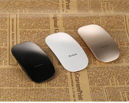 Wholesale Mp3 Player Windows Mobile - Fast free shipping New arrival Luxury mobile phone charging PC mouse shape bluetooth touch screen cell phone for ios windows