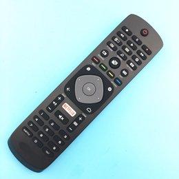 Wholesale Philips Tv Remotes - Wholesale- remote control suitable for Philips TV HOF16H303GDP24 NETFLIX
