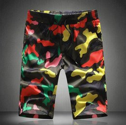 Wholesale Beach Pants Surf - New Board Shorts Mens Summer Beach Shorts Pants High-quality Swimwear Bermuda Male Letter Surf Life Men Swim