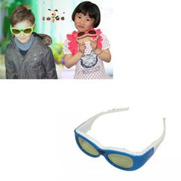 Wholesale Wholesale Hisense - Wholesale- 1pc Active shutter children 3D Glasses For Infrared Sharp Sony Panasonic Samsung LG Konka Hisense TCL & HX950 NX720