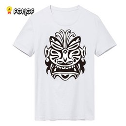 Wholesale Male Fashion Figures - T Shirt Men 2017 Brand Short Sleeve Hip Hop Male T-Shirts Mens mythological figure Printing Casual Mens Funny Tshirt 3XL