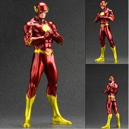 Wholesale Statue Action Figure - DC Comic NEW 52 Justice League The Flash 20cm Action Figure Statues Toys NEW Collection value