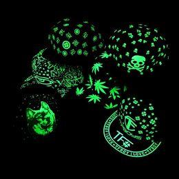 Wholesale Fluorescent Snapback - Graffiti Baseball Cap Hip Hop Fluorescent Light Snapback Caps Men Casquette Women Girl Noctilucence Hats Boy Luminous Hat b811