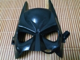 Wholesale Dark Batman Film - Dark Knight Child Batman Mask Mardi Gras Party Mask Costume Decoration Costume Masquerade (Black) One Szie Fit Most