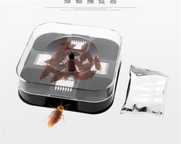 Wholesale Cockroach Traps - High Quality Safe Efficient Anti Cockroaches Trap Killer Plus Large Repeller No Pollute No Electric No Poison
