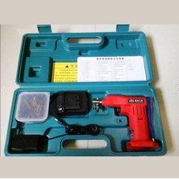 Wholesale Lock Pin Opener - Hot 42 Pins Electronic Bump Gun Lock Pick Tool for Kaba Lock Door Opener Locksmith Tools with Lithium Battery Locksmith Tools Fast Ship