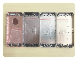 Wholesale Housing Chassis - For iphone 5G 5S like SE Rear Back housing Battery Door Case back housing Cover chassis replica fundas replacement ; DHL Free