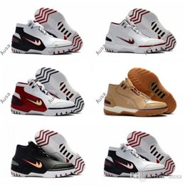 Wholesale Man Online Games - Air Zoom James Generation 1st Game Retro Mens Basketball Shoes Retros 1 James Harden Shoes Limited Edition Sale Online Lebro 1 Sport Sneaker
