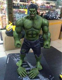 prendere i pantaloni Sconti I vendicatori Hulk Super Heroes 1/6 scalare i pantaloni possono essere tolti fuori PVC figura d'azione modelli giocattoli da collezione 26cm