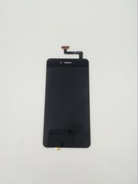 Wholesale Padfone Display - Wholesale- For ASUS PadFone Infinity A86 A80 Full Black LCD Display Monitor + Digitizer Touch Panel Screen Glass Assembly Free Shipping