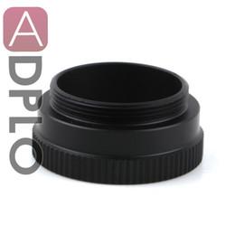 c monter cctv Promotion En gros- 10mm C-CS Mount Lens Adaptateur Tube d'extension pour caméra de sécurité CCTV