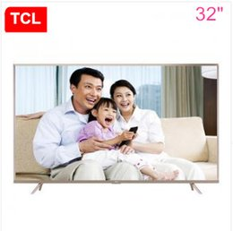 Wholesale Panel Products - TCL 32-inch 30-core HDR Smart Flat Panel TV LED LCD TV HDTV Hot Products Free Shipping!