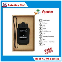 Wholesale Engine Airbag Abs - Vpecker V8.3 EasyDiag Wifi OBD2 ABS Airbag SRS Reset Auto Diagnostic Tool Car Detector Automotive Tool