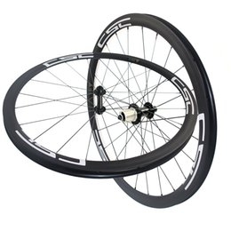 Wholesale Carbon Fiber Bike Wheelset - 6 Pawls R13 hub 1390g 38mm Clincher carbon bicycle wheelset  1190g 38mm Tubular carbon fiber road bike wheels