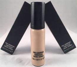Wholesale Fl Mix - Pro Longwear concealer 9 ml 0.30 fl oz concealer foundation hot sale Concealer free shipping good