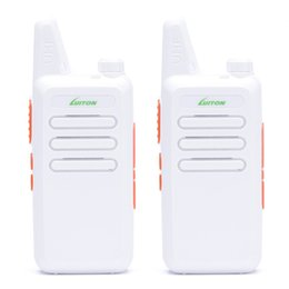 Wholesale Two Way Radios Sale - Hot Sale Mini Walkie Talkie LT-316 400-470MHz UHF 16CH Handheld Two Way Radio White
