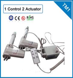 Wholesale Linear Actuator 24v Dc Motor - New DC 12v,24v,36v linear actuator for medical bed,hospital chair,dental chair TM1
