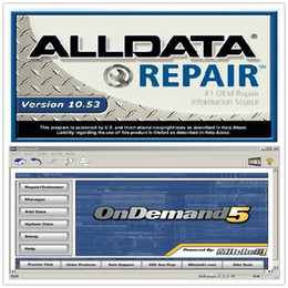 2019 leitor de chave bmw pro novo software Alldata e Mitch * l Alldata 10,53 (576gb) + Mit 5 122gb em HDD 750GB