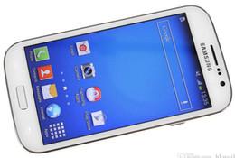 """Samsung galaxy grand neo telefone online-Ursprüngliche freigesetzte geüberholte Handys Samsung Galaxie großartiges Neo I9060 5.0 """"Doppel-Sim Viererkern 1G RAM 8G ROM 5MP Kamera smartphone"""